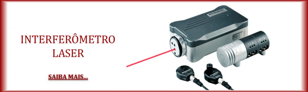 Interferômetro Laser